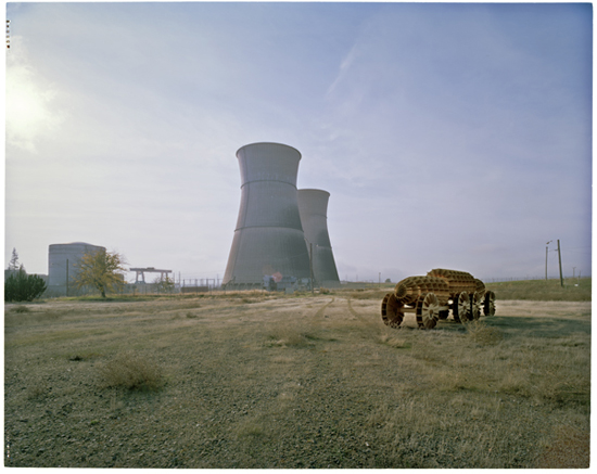 Nuclear Power Pland (shown as part of the installation)